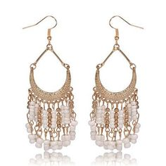Kaya Golden Earrings