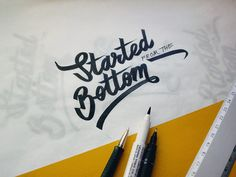 Started from the bottom by Arthur Avakyan for Tubik Studio