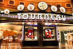 Favorite watch store: Tourneau in the Shops at Caesar's Palace Alpina Watches, Watches Online, Luxury Watches, Inventions, Retail, Palace, Las Vegas, Shops, Stuff To Buy