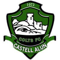 CASTELL ALUN COLTS football club  - wales