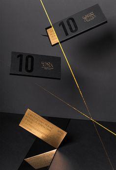 10th anniversary invitation on behance pinteres 10th anniversary invitation on behance stopboris Choice Image