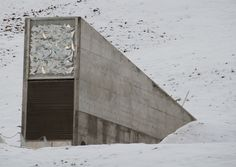 What would we do for food in the event of a global disaster such as climate change or nuclear war? Well, a consortium of scientists is running what it believes is an answer to such situation. That is where the Svalbard Global Seed Vault comes in. It is a kind of an International Rescue for the world's food supply buried inside a mountain on the Arctic island of Svalbard.