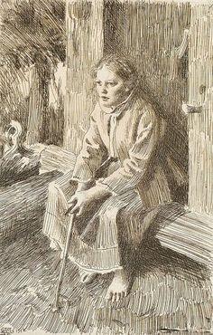 (Anders Zorn 1860-1920 - Vallkulla, 1912)