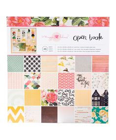 Look at this Open Book Paper Pad on #zulily today!