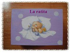 Caja osito bebe