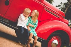 © Audra Weeks Photography Chevy Truck Photo Shoot