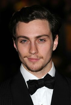 I'm a little bit in love with Aaron Johnson.