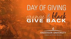 AU Day of Giving 2016 on Vimeo