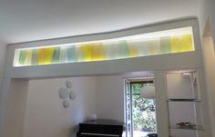 Casa Silenzi di A G Project Vetrata artistica di Silice (Anna Preziosi)