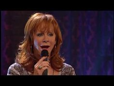 """LOVE this cover.  """"If I Were A Boy"""", Reba McEntire"""