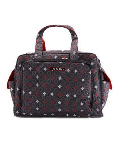 Loving this Magic Merlot Be Prepared Diaper Bag on #zulily! #zulilyfinds