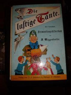 Die lustige Tante Ein komisches Verwandlungsbilderbuch