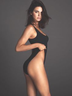 Kendall Jenner by Mert Alas