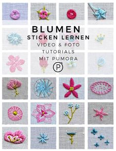 Flower embroidery tutorial stitch book, botanical embroidery, modern flower wreath embroidery pattern, learn embroidery, beginner embroidery - Patterns and Starter Pages - Floral Embroidery Patterns, Embroidery Stitches Tutorial, Learn Embroidery, Embroidery For Beginners, Hand Embroidery Designs, Embroidery Kits, Embroidered Flowers, Flower Patterns, Knitting Stitches