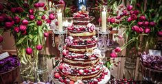 Naked cake: com aparência rústica, bolo pelado é tendência para casamentos - Casamento - UOL Mulher