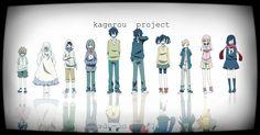 Kagerou Project. Ayano has no reflection