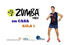 Zumba® AULA 1 - ZUMBA EM CASA COM ANDRÉ OLIVEIRA, AULA COMPLETA, SIMPLES...