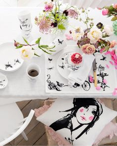 Home Sweet Brocante - H&M Homeware Collection - Inspiration