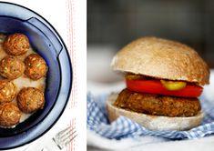 ליה שומרון פינדר | בישול בריא | מתכונים בריאים | קציצות בקר אפויות