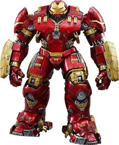 Enormous Animatronic 'Avengers: Age of Ultron' Hulkbuster Toy That Opens Up to Reveal Iron Man in Mark 43 Armor