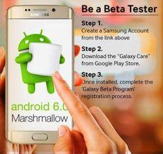 Samsung launches Marshmallow beta program for Galaxy S6