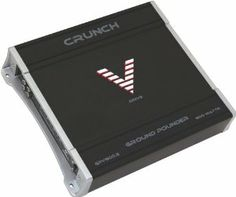 Crunch GPV800.2 2 x 200 @ 4 OHMS, 2 x 400 @ 2 OHMS -800 Watts x 1 @ 4 OHMS Amplifier by Crunch. $92.95. From the Manufacturer                Crunch 2 x 200 @ 4 OHMS, 2 x 400 @ 2 OHMS -800 WATTS x 1 @ 4 OHMS amplifier                                    Product Description                Crunch 2 x 200 @ 4 OHMS, 2 x 400 @ 2 OHMS -800 WATTS x 1 @ 4 OHMS amplifier. Save 38%!