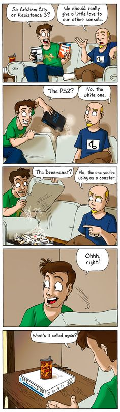 Speed Dating Denver komiks