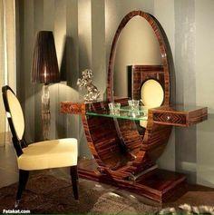 just gorgeous antique vanity