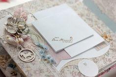 Floral Handmade Album by Elena Olinevich