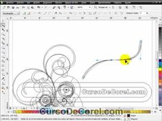 Swirls en Corel - CursoDeCorel.com - YouTube