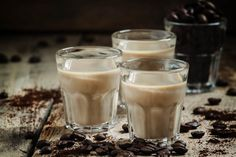 9 Things to Put in Your Coffee to Up the Ante Booze Shot Baileys Rumchata Drinks, Baileys Drinks, Alcoholic Drinks, Jamaican Desserts, Yummy Drinks, Yummy Food, Low Carb Recipes, Cooking Recipes, Drink Recipes
