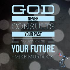 You have to DIVORCE your past hurts, regrets, and pain in order to Find the Missing Piece to the life you crave and he business you desire. God's not consulting your past to determine your future so why are you.