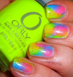 For a full list of products visit my blog http://summerella31.blogspot.com/2013/04/neon-sponging.html