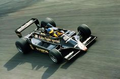 Ronnie Peterson Lotus - Ford Monza 1978