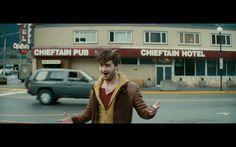 """Daniel Radcliffe as Ignatius """"Ig"""" Perrish in Horns"""
