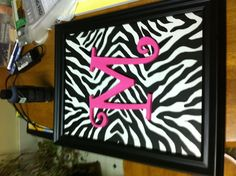 Painted this for the brothers girlfriend. First attempt at zebra stripes. I'm very proud of how it turned out.