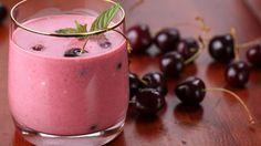 cherry slaap smoothie