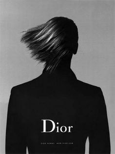 Dior - Richard Avedon - 2004SS - homme ad campaign -  fashion ads