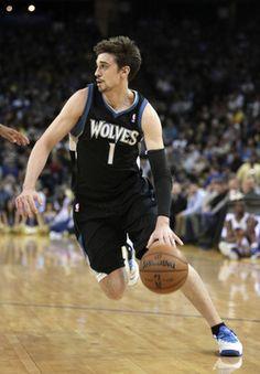 Minnesota Timberwolves Alexey Shved