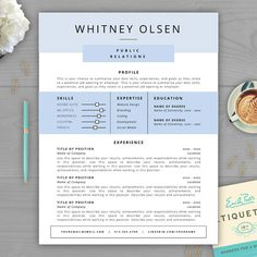 alex boles is a playful and creative resume template perfect for anyone in need of a resume makeover the header features an eye catching pinterest - Resume Templates That Stand Out