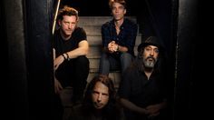 Soundgarden- Yes, yes, yes!    Thanks for coming back guys!