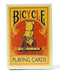 BE@RBRICK / BICYCLE PLAYING CARDS(その他雑貨) - ZOZOTOWN