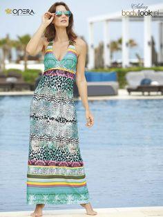 Sukienka Plażowa marki Opera 2015 Linia Eden Sunrise 63054