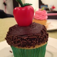 Teacher's day Cupcake
