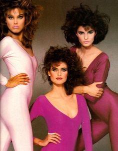 Revlon. 80's.