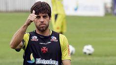 Juninho reclama de fadiga muscular e pode não jogar mais no Vasco