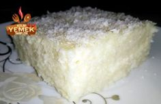 Sütlü İrmik Tatlısı Tarifi Pie Recipes, Tiramisu, Pudding, Cake, Desserts, Food, Tart Recipes, Dessert Food, Kitchens