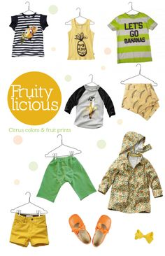 Fashion Trend: Fruit Prints | Little Vida