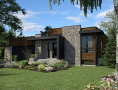 Plan No.427721 House Plans by WestHomePlanners.com #Casasminimalistas
