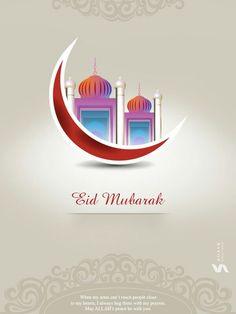 Eid Mubarak. تقبل الله منا ومنكم صالح الأعمال EID MUBARAK